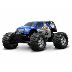HPI Bounty Hunter? 4x4 Monster Truck Body With Decals