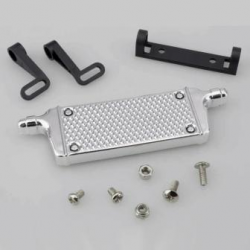 Ansmann Racing Intercooler (Chrome)