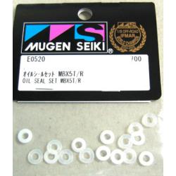 E0520 Mugen MBX5R Nuovo set ricambi ammortizzatori