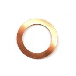 Boss .21 Engine Copper Head Shim (0.10mm) (1)