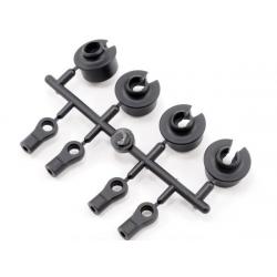 E0545 Mugen MBX6 Set uniball ammortizzatori (4)
