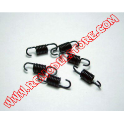 STS Racing Short Spring for Inline Tuned Pipe (6 pcs)