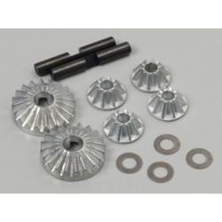 87002 Hobao Set ingranaggi differenziale Hyper 7/8/ST