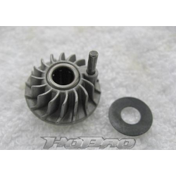 21021 Hobao Turbo Fan + One Way Bearing for Engines Hyper .21