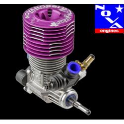 Motore Novarossi PLUS 28-7T/RT 7 luci avviamento Rotostart