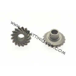 PD1452 Thunder Tiger Bevel Gear Set for MTA4