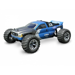 HPI Truck Ford F350 1/10 Monster Truck Body With Decals
