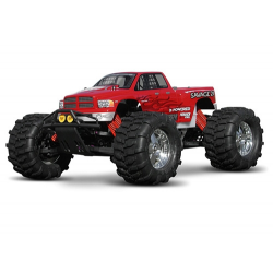 HPI Truck Dodge Ram Monster Truck Body With Decals