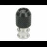 3 Racing Antenna Post (3mm Screw Hole) Black