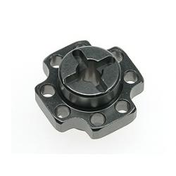 3 Racing Blocco differenziale in ergal / Palo rigido per MTX4