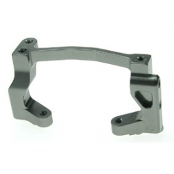 3 Racing Aluminium Radio Tray Mount For Mugen MTX4