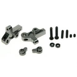 3 Racing Supporti barra Anti-Rollio anteriore in ergal per MTX4