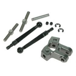 3 Racing Set barra Anti-Rollio posteriore regolabile per MTX4