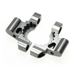 3 Racing Tappi spalline posteriori in ergal per Mugen MTX4