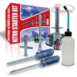 RC System Nitro Starter Kit Box