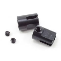 89011 Hobao Hyper 9 Steel Joint Cups (2pcs)