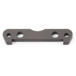 89030 Hobao Hyper 9 CNC Front Lower Arm Holder (FR)