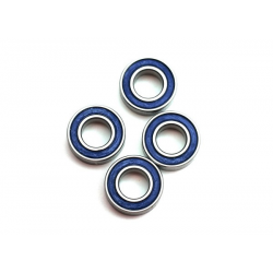 84076 Hobao Hyper Ball Bearings 8x16x4 (4pcs)