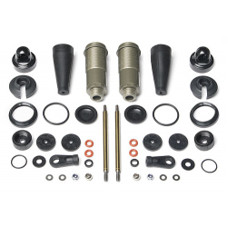 PY89346 Associated RC8 16x38mm Big Bore Front Shock Kit