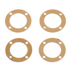 PY89116 Associated RC8 Differential Gasket (4pcs)