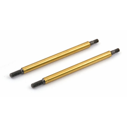 PY89053 Associated RC8 Gold Front Shock Shaft 29mm