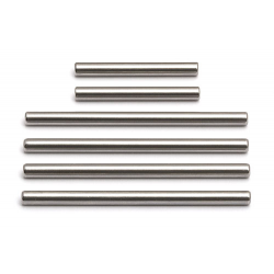 PY89040 Associated RC8 Inner Hinge Pins (6)