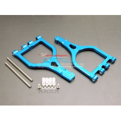 GPM Alloy Front/Rear Upper Arm for Thunder Tiger MTA4