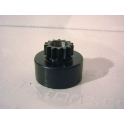BP Racing Hard Coated Clutch Bell 17T