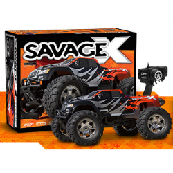 HPI carrozzeria GT-2 Savage X verniciata (Monster Truck)