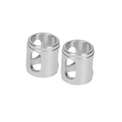 3 Racing Aluminum Shaft Spacer For Xray NT1