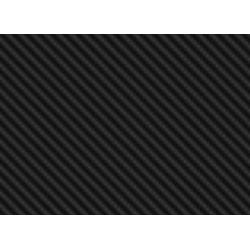3 Racing Adesivo effetto carbonio 21x29,70cm