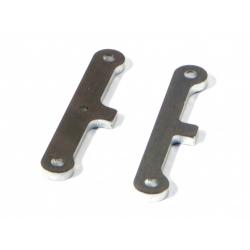 HP72157 HPI Nitro RS4 Piastre supporto bracci sospensioni