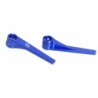 3 Racing Hi Down-Force Body Post Rear (Blu)
