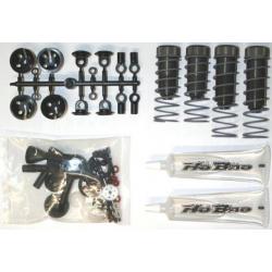 87424 Hobao Set Nuovi Ammortizzatori Super Big Bore 20mm