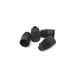 Vantage Racing Drive Shaft Boots - Black (4 pieces)