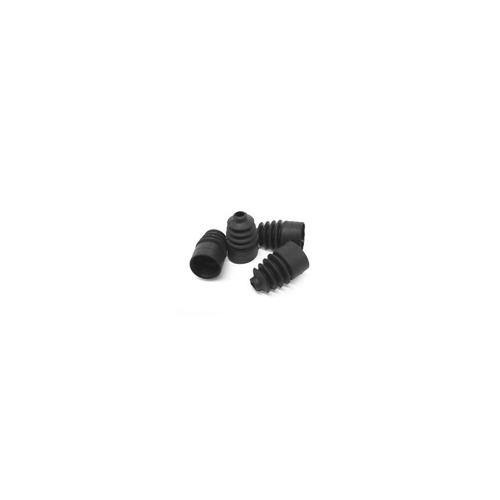 Vantage Racing Drive Shaft Boots - Black (4 pieces)