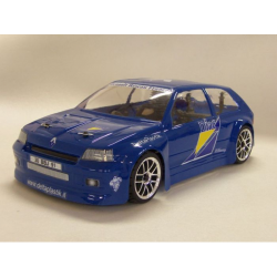 Delta Plastik Renault Clio Williams 1/10 Touring 200mm Body