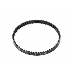 335430 Xray NT1 Pur? Reinforced Drive Belt Front 4.5x186mm