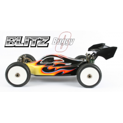 Blitz Buggy 8 1/8 Off/Road Body With Decals