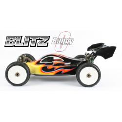 Blitz Carrozzeria Buggy 8 Off/Road completa di adesivi