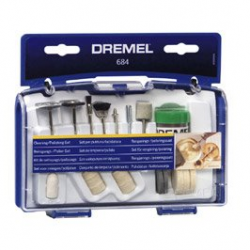 Dremel 20pcs Cleaning / Polishing Set (684)