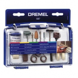 Dremel 52pcs Multipurpose Set (687)