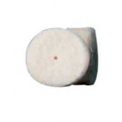 Dremel Disco lucidante di feltro 13,0mm (414)