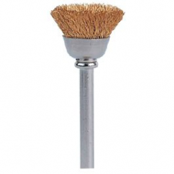 Dremel 13,0mm Brass Brush (536)