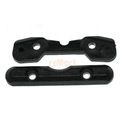 89007 Hobao Hyper 9 Front Lower Arm Holder (Plastic)
