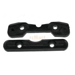 89007 Hobao Hyper 9 Supporto bracci anteriori in plastica