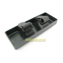 Topcad Plastics Battery Holder for 1/8 Buggy & Truggy