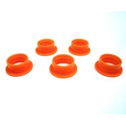 Xceed Guarnizioni scarico per motori .12/.15 Arancio (5pz)