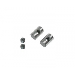 SPT902282 Serpent 966 Insert steel CVD (2pcs)