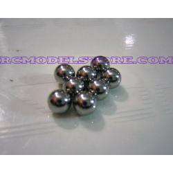 0802006 Radiosistemi Crono SP9 GT Front Differential Balls